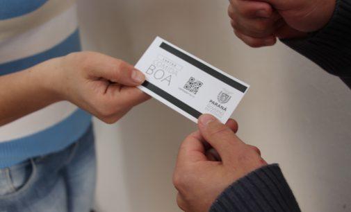 Bituruna: retirada do Cartão Comida Boa poderá ser feita em um ponto no interior e outro na cidade