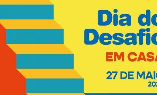 Bituruna convida população para participar do Dia do Desafio fazendo atividades em casa