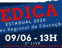 União da Vitória: DEDICA Estadual 2020 tem inscrições reabertas para segunda etapa de palestras