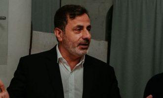 Bachir Abbas, vice prefeito de UVA, responde pergunta dos moradores no programa Jogo Aberto