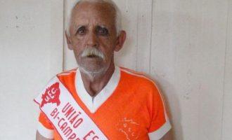 Nota de pesar: morre Douglas Francisco Chila, ídolo iguaçuano